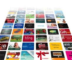 gift cards. shop with scrip